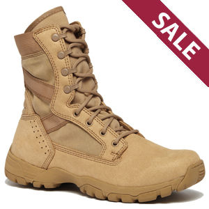 Tactical Research TR313 Flyweight II Ultralight Desert Tan Boot
