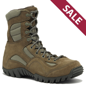 Tactical Research TR660 Men's Khyber Sage Green USAF Tactical Boot