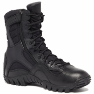 Tactical Research TR960Z Khyber Men's Side Zipper Black Tactical Boot