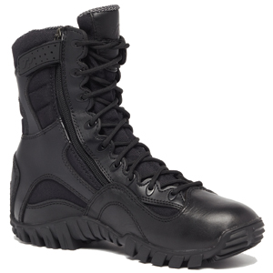 Tactical Research TR960Z WP Khyber Men's Waterproof Side Zip Tactical Boot