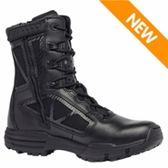 Tactical Research TR998Z WP CT Chrome Waterproof Side Zip Composite Toe 8in Boot