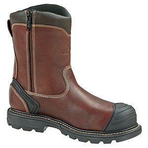 Thorogood 804-4440 American Heritage 8in Side-Zip Wellington Composite Safety Toe
