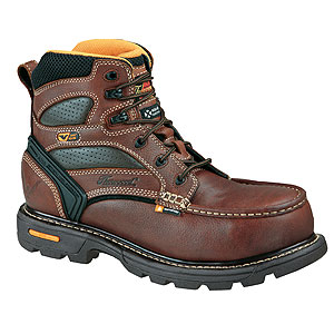 Thorogood 804-4443 6in Waterproof Moc Toe Composite Safety Toe
