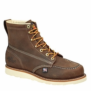 Thorogood 814-4203 6in Brown Moc Toe Non-Safety