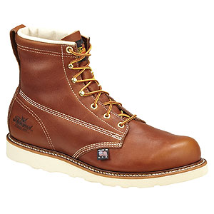 Thorogood 814-4355 6in Plain Toe (Non-Safety)