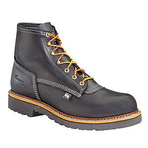 Thorogood 814-6376 6inPlain Toe (Non-Safety)