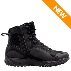 Under Armour 1257847 Men's UA Valsetz Side Zip Tactical Boot