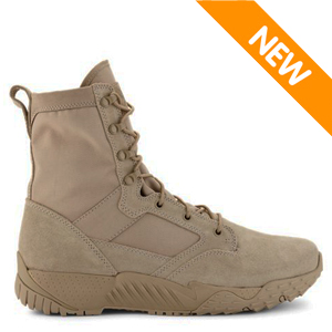 Under Armour 1264770 Men's Desert Tan UA Jungle Rat Tactical Boot