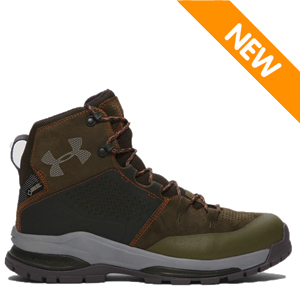Under Armour 1268866 Men's UA ATV GTX Waterproof Tactical Boot