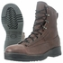 Wellco C251 Chocolate Brown Navy Flight Deck Temperate Weather Steel Toe Boot