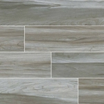 Carolina Timber Gray 6x24 Ceramic Woodlook Tile