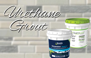 Low Maintenance Urethane Grout
