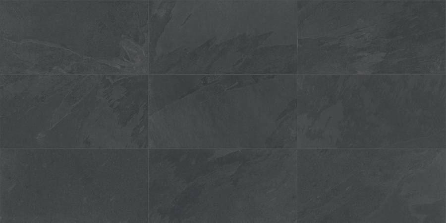 Trek Anthracite 12x24 Porcelain Tile
