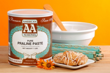 American Almond Hazelnut Praline Paste