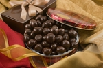 Dark Chocolate Covered Macadamias