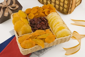 Fruit Basket (2 Pound Basket)