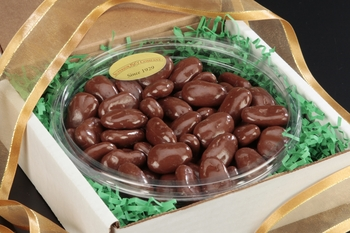 Milk Chocolate Covered Pecans Gourmet Tray