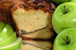 My Grandma's Granny Smith Apple Coffee Cake