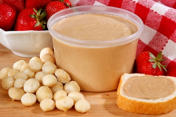 Salted Fresh Macadamia Butter (16 oz. Jar)