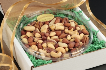 Unsalted Deluxe Mixed Nuts Gourmet Tray