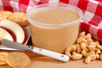 Unsalted Fresh Cashew Butter (16 oz. Jar)