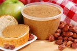 Unsalted Fresh Hazelnut Butter (16 oz. Jar)