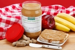 Unsalted Old Fashion Peanut Butter (2.5 Pound Jar)