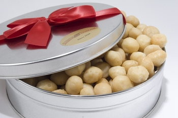 unsalted Royal  Whole Macadamias