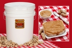 Unsalted Smooth All Natural Peanut Butter (45 Pound Pail)