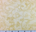 Bernartex - Textured Scroll (Ivory)