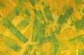 Red Rooster - BRUSH STROKES (Yellow Green)