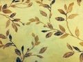 Wilmington Prints - Felicity - Yellow Branches and Leaves