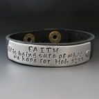 Have Faith Bracelet