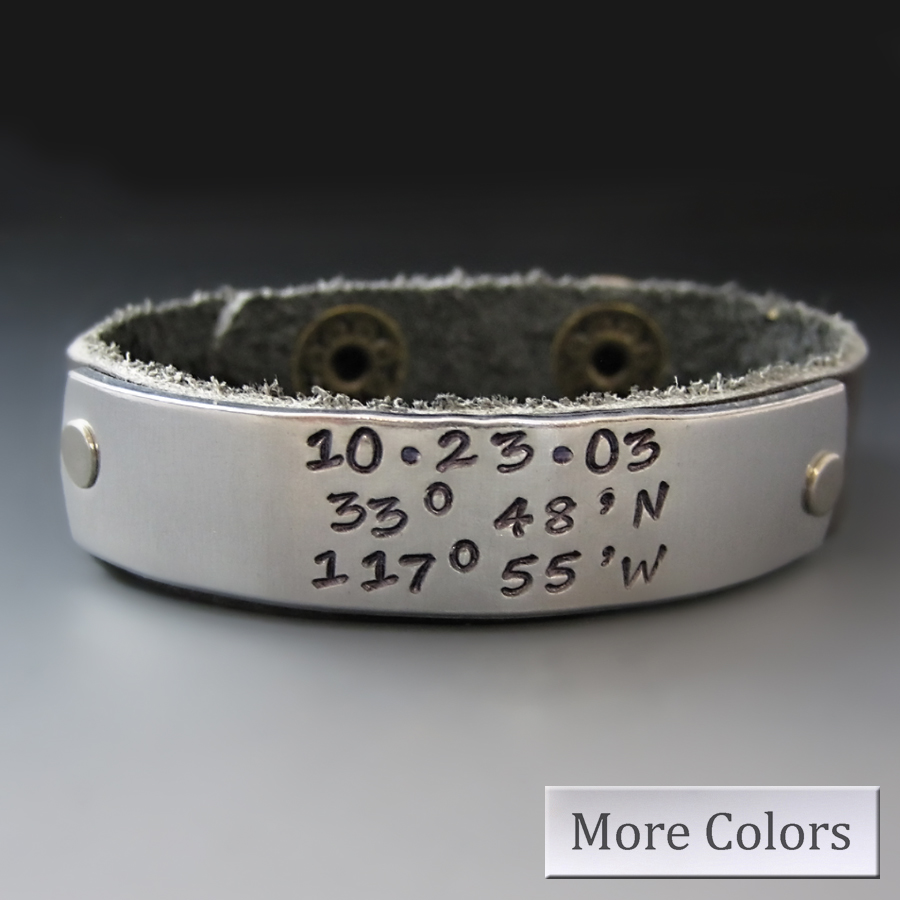 bracelet aa jewelry longitude irish latitude bar ireland