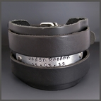 Men's Leather Cuff Bracelets