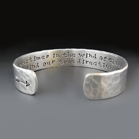 On The Winds of Change - True Direction Bracelet