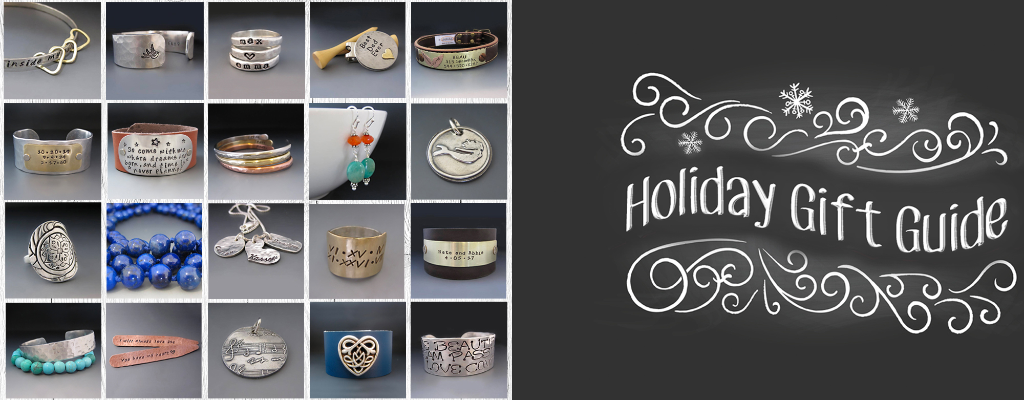 String of Jewels Holiday Gift Guide Banner