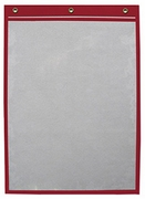 "100 Job Jackets/Envelopes<br> 12"" x 15"" with 3 Eyelets"