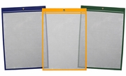 240 Job Jackets/Envelopes<br> 9x12 - 1 Eyelet<br> (8 Packs)