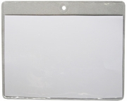 Pack of 100<br>17x11 Heat Sealed Job Jackets