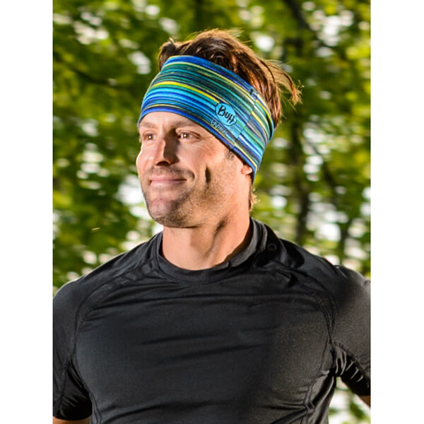 promo codes well known on feet images of Buff UV Half Multifunctional Headband - Bubbles