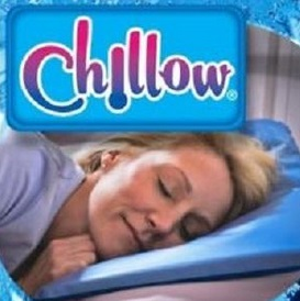 Chillow as seen on tv my cooling store for Cool pillow for hot flashes