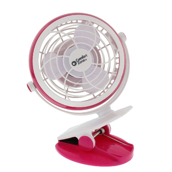 Comfort Zone 4 Inch Usb Desk Fan My Cooling Store