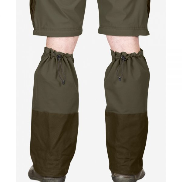 bfb16514 FjallRaven Men's Keb Gaiter Trousers Long - Tarmac - My Cooling Store