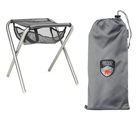 Grand Trunk Collapsible Camping Stool My Cooling Store