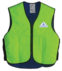 Hyperkewl Evaporative Cooling Vest For Kids My Cooling Store