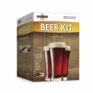 Mr beer craft brews beer kit my cooling store for Craft beer brewing kit