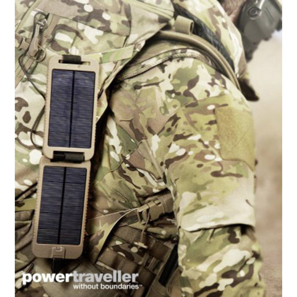 Powertraveller Powermonkey Extreme Tactical Waterproof