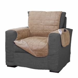 Serta Heated Chair Cover   My Cooling Store