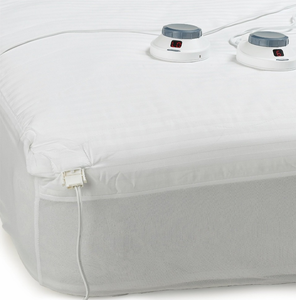 Perfect Fit Industries Softheat Low Voltage Heated Mattress Pad